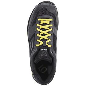 Five Ten Aescent Shoes Men Dark Grey/Citron